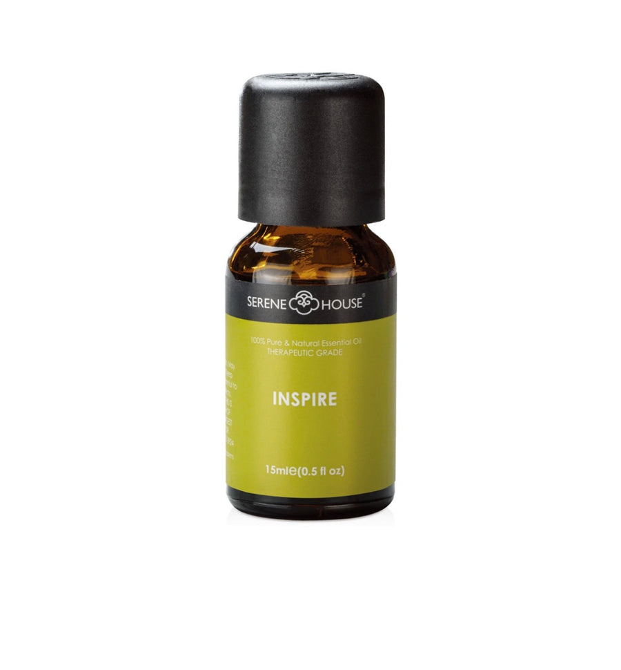Inspire 100% Natural Essential Oil 15ml