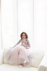 Ethereal Rose Dress - Full Length S1 - PRE-ORDER