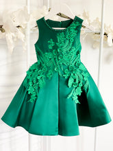 Load image into Gallery viewer, Ayla Dress - Green - RMD005