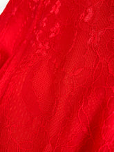 Load image into Gallery viewer, Sweet Tea Dress - Red - RMD023