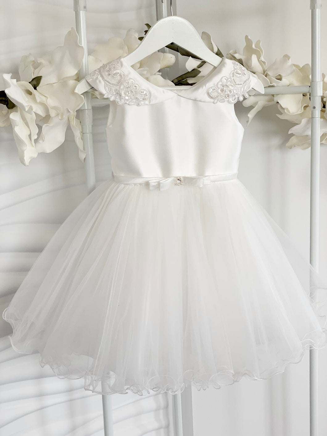 Aria Dress - White - RMD001