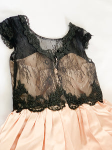 Lace Kissed Dress PRE-ORDER