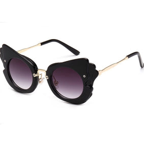 S011 - Black & Gold Sunglass
