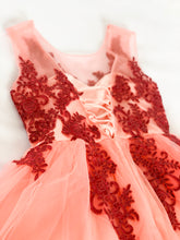 Load image into Gallery viewer, Rosette Dress PRE-ORDER