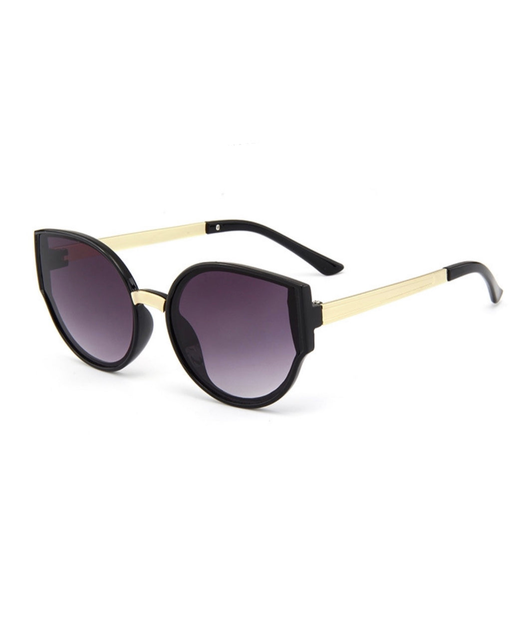 S029 - Semi Cat Eye Sunglass