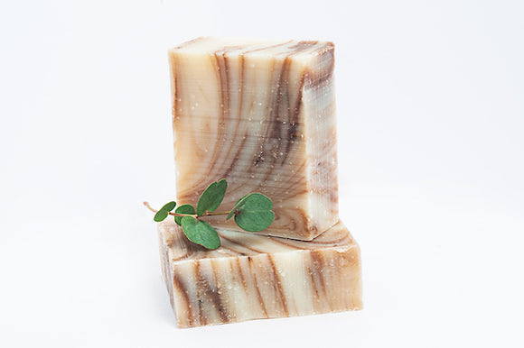 TEA TREE EUCALYPTUS SOAP