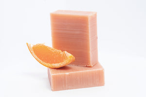 PINK GRAPEFRUIT SHAMPOO BAR