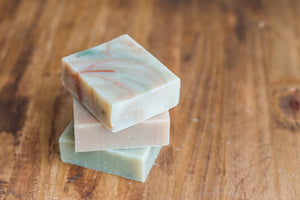 HOLIDAY SOAP TRIO