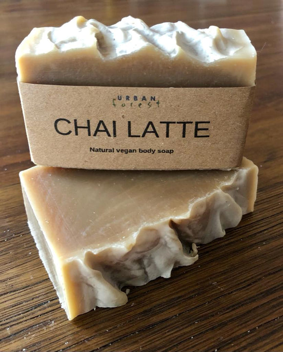 CHAI LATTE CHRISTMAS SOAP