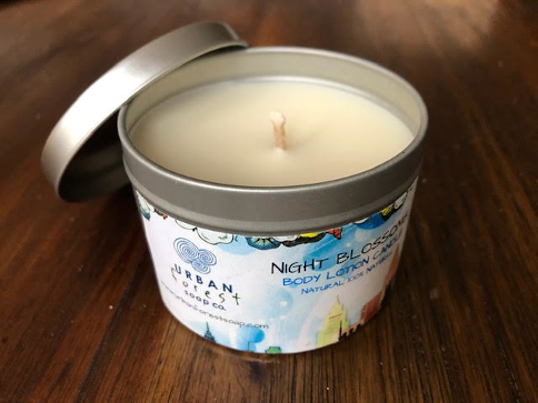 NIGHT BLOSSOM LOTION CANDLE