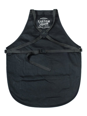 Squire Waxed Cotton Apron - Back