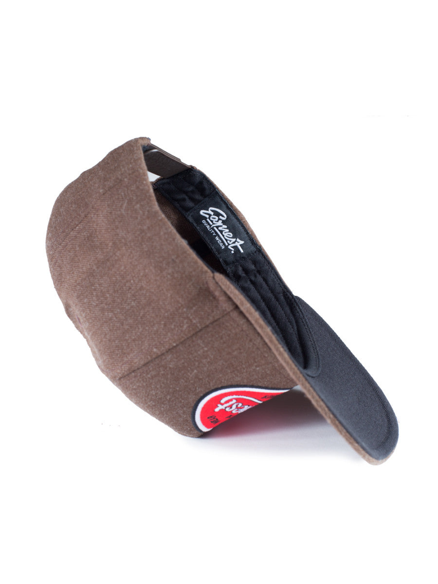 Suffolk Cap - Brown