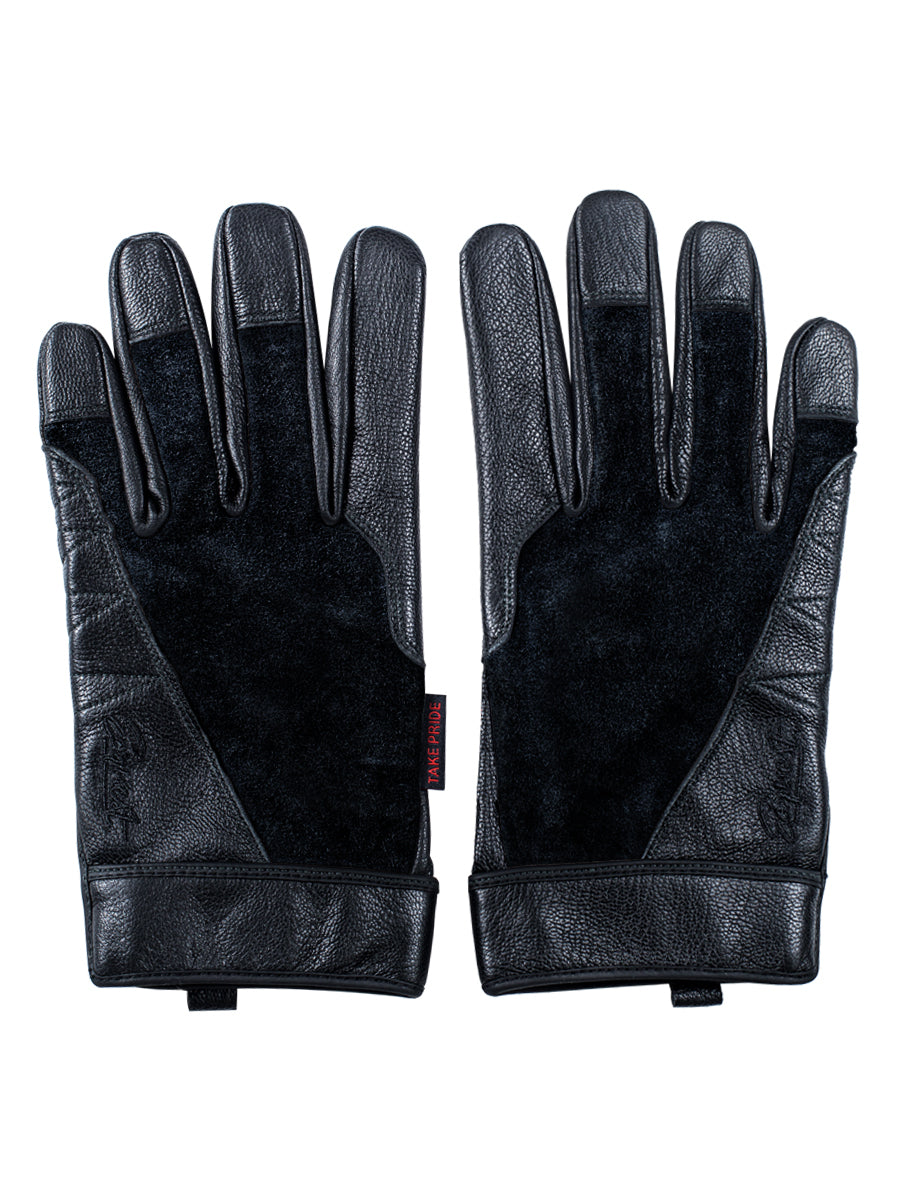 Tungsten Kevlar Lined Fabrication Glove - Black *New Colour