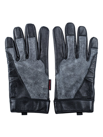 Tungsten Tig/Mig/Fabrication Glove - Grey/Black