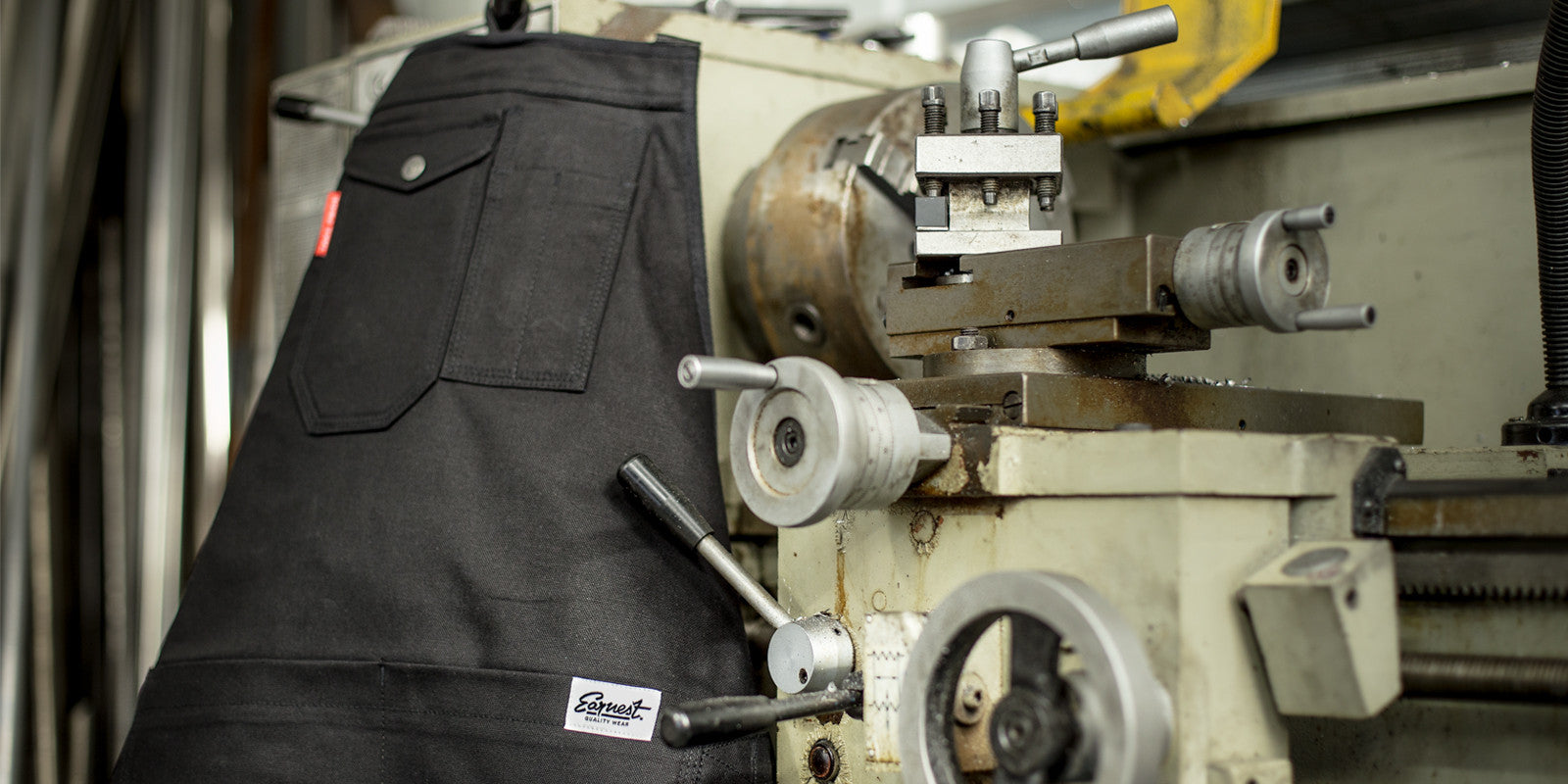 Earnest quality workwear clothing