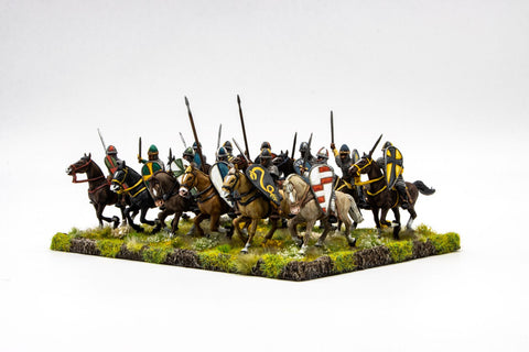 Cavalry-charging-commision-painting-service-bristol-table-top-wargames