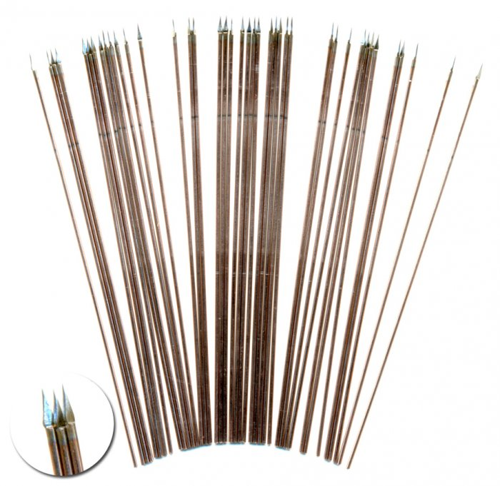 100mm Wire Spears (x20)