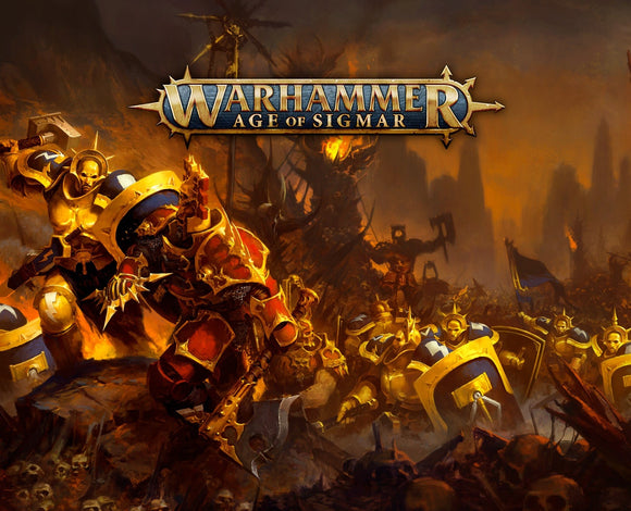 Warhammer Fantasy Age of Sigmar Rules: General's Handbook 2019 edition
