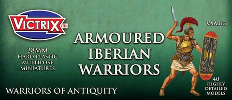 Ancient Iberia Warriors-suitable for Table top Miniaturs Wargaming, including Sword point
