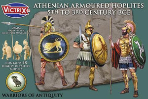 Victrix: Athenian Armoured Hoplites 5th to 3rd Century BCE