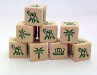 SAGA -  Age of Hannibal Punic/Carthaginian Dice