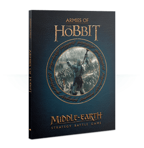 Games Workshop- Middle Earth- Lord of the Rings- Armies of the Hobbit- Hard back Rule Book