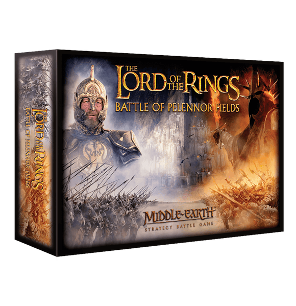 Pelennor fields-Middle-earth-strategy-battle-game