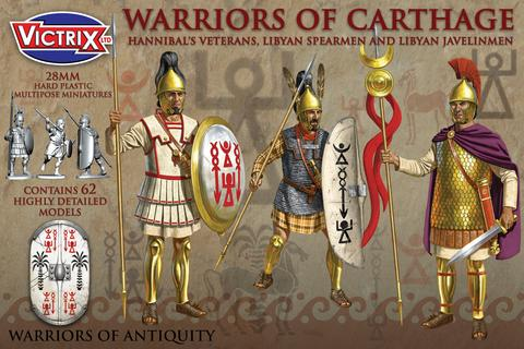 Victrix: Warriors of Carthage