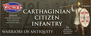 Victrix: Carthaginian Citizen Infantry