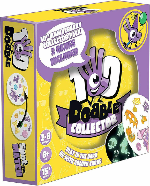 Dobble 10th Anniversary Collector Edition