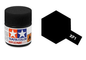 Tamiya Color Acrylic Paints (Flat)