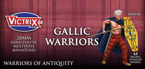 Galls Gallic Warriors Historical figures miniatures