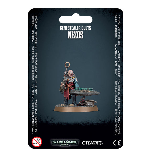 Genestealer Cults: NEXOS