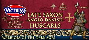 Huscarls (Late Saxons/Anglo Danes)