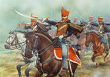 Hussars Mounted cavalry Napoloeonic Black Powder