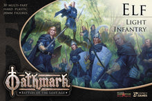 Load image into Gallery viewer, Oathmark-Elf-Light-Infantry-Plastic-minatures