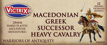 Load image into Gallery viewer, Victrix: Macedonian Greek Successor Heavy Cavalry