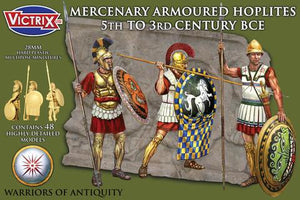 Victrix: Mercenary Armoured Hoplites 5th to 3rd Century BCE
