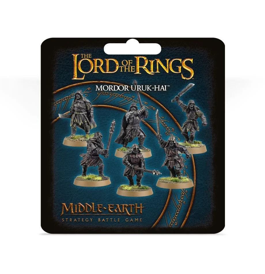 Mordor™ Uruk-hai™_middle-earth-strategy battle game