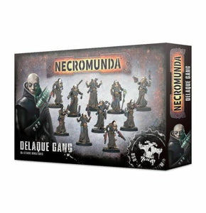 Games Workshop Miniatures Discount -Delaque Gang