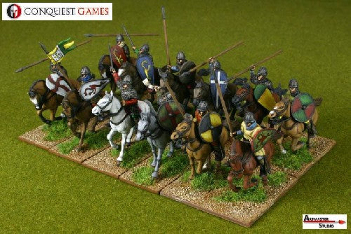 Early Crusades Horses Knights 1066 Normans Figures Miniatures