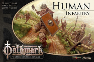 Fantasy-battle-wargames-RPG-Human-Infantry