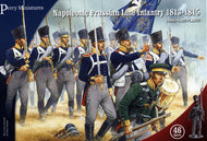 Perry Miniatures- Napoleonic Prussian Line Infantry 1813-1815