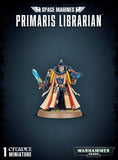 SPACE MARINES PRIMARIS LIBRARIAN