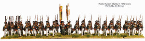Perry Miniatures- Napoleonic Russian  Infantry 1809-1814