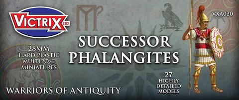 Victrix: Successor Phalangites