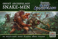 Snake-men Frostgrave Bristol Independent Gaming