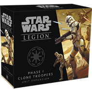 Star Wars Legion: Phase 1 Clone Troopers-Expansion