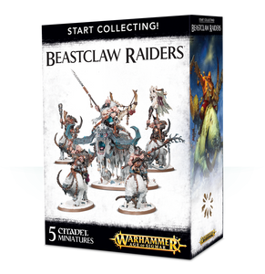 Beast Claw Raiders Games Workshop Discount miniatures Bristol