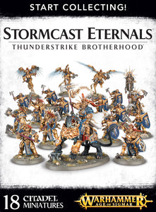 Warhammer Age of Sigmar - Start Collecting! Stormcast Eternals Thunderstrike Brotherhood